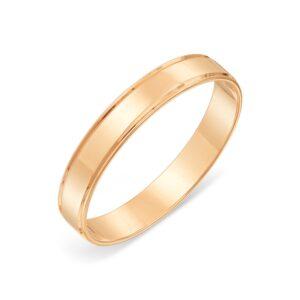 Обручальное кольцо - 585